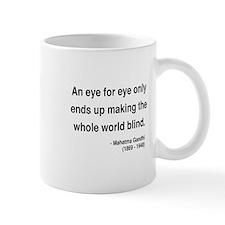 Gandhi 3 Mug