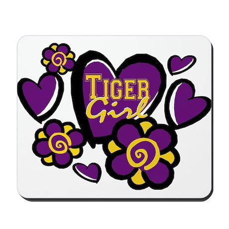 Tiger Girls Mousepad