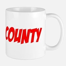 """Atomic County"" Mug"