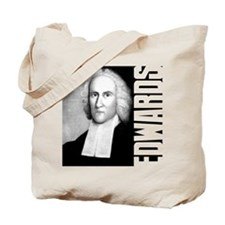Jonathan Edwards Tote Bag