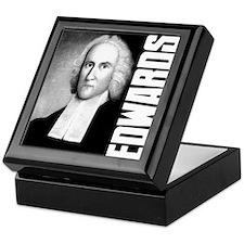 Jonathan Edwards Keepsake Box