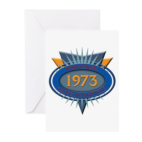 1973 Greeting Cards (Pk of 20)