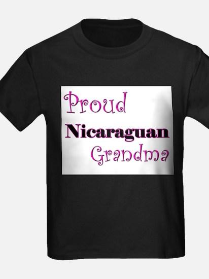 Proud Nicaraguan Grandma T