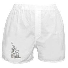 Celtic seahorse Boxer Shorts