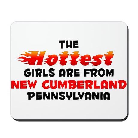 Hot Girls: New Cumberla, PA Mousepad