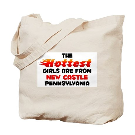 Hot Girls: New Castle, PA Tote Bag