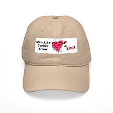 Struck By Cupid's Arrow 1 (2008) Baseball Cap
