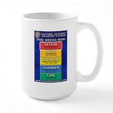 Rapture Security Mug