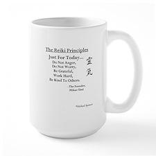 """""""Reiki Principles"""" Mug"""