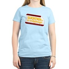 Women In Web Design T-Shirt