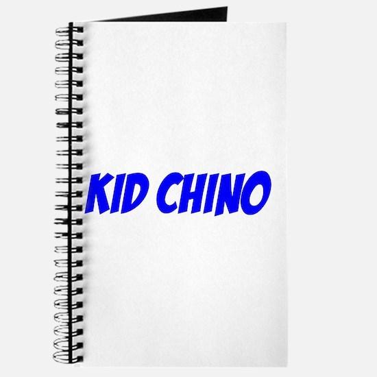"""""""Kid Chino"""" Journal"""