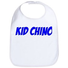 """""""Kid Chino"""" Bib"""