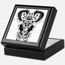 Warrior Keepsake Box