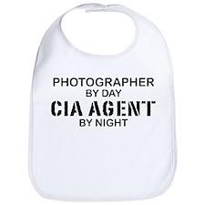Photographer CIA Agent Bib