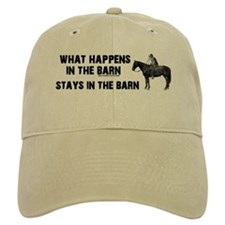 What happens in the barn Cap