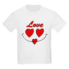 Love Smiley T-Shirt