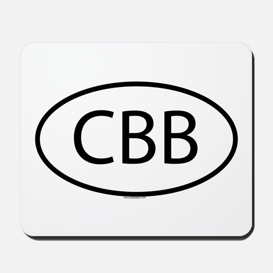 CBB Mousepad