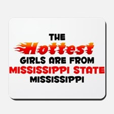 Hot Girls: Mississippi , MS Mousepad