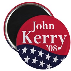 "John Kerry 2008 2.25"" Magnet (10 pack)"