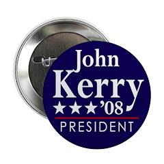 John Kerry for President 2008 (Button)