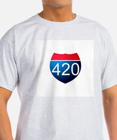 Unique 420 T-Shirt
