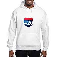 Cute 420 Hoodie