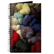 Yarn-Covered Journal