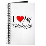 I Heart My Tidologist Journal