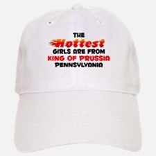 Hot Girls: King of Prus, PA Baseball Baseball Cap