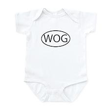 WOG Infant Bodysuit
