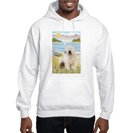 Rowboat & Sheepie Hooded Sweatshirt