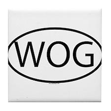 WOG Tile Coaster