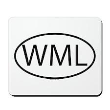 WML Mousepad