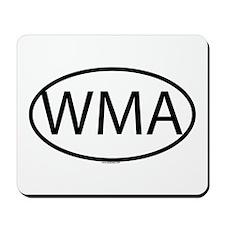 WMA Mousepad