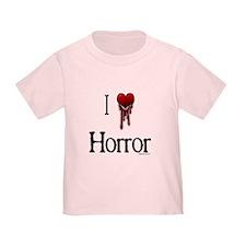 Cute Horror movie T