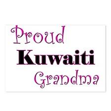 Proud Kuwaiti Grandma Postcards (Package of 8)