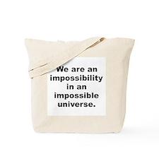 Cute Bradbury quote Tote Bag