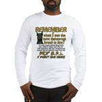 Remember when? Long Sleeve T-Shirt