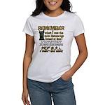 Remember when? Women's T-Shirt