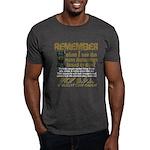 Remember when? Dark T-Shirt