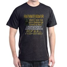 Remember when? T-Shirt