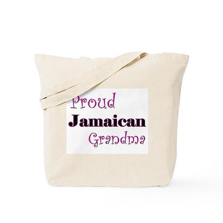 Proud Jamaican Grandma Tote Bag