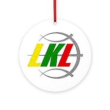 LKL Ornament (Round)