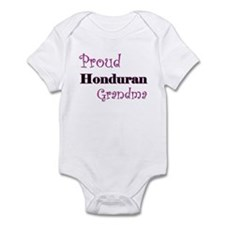 Proud Honduran Grandma Infant Bodysuit