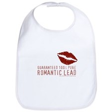 100% Romantic Lead Bib