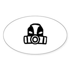 Halo Grunt Oval Decal