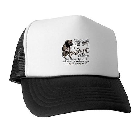 Unsupervised Children Trucker Hat