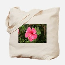 Cancun Flowers Tote Bag