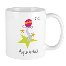 Aquarius Kiddie Mug