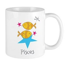 Pisces Kiddie Mug
